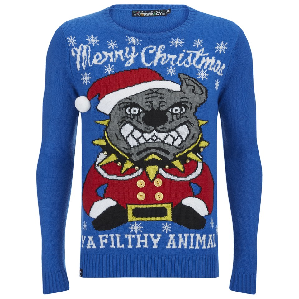 conspiracy-men-pitbull-christmas-jumper-blue-m