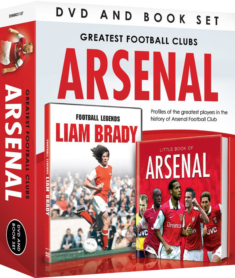 greatest-football-clubs-arsenal-includes-book