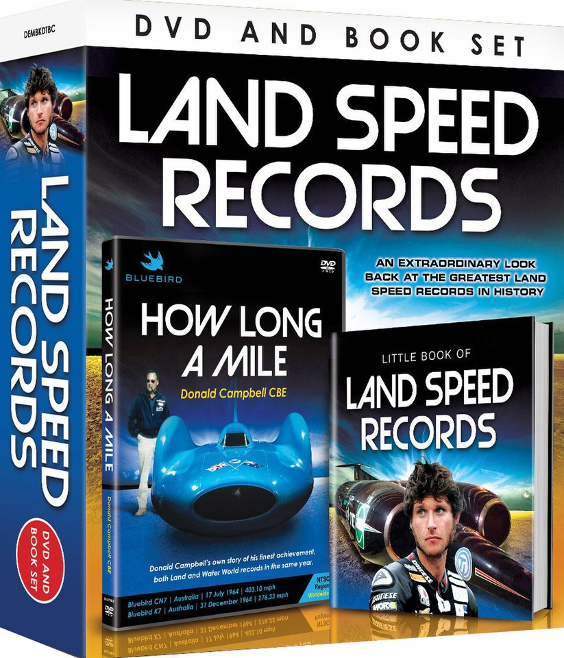 land-speed-records-includes-book