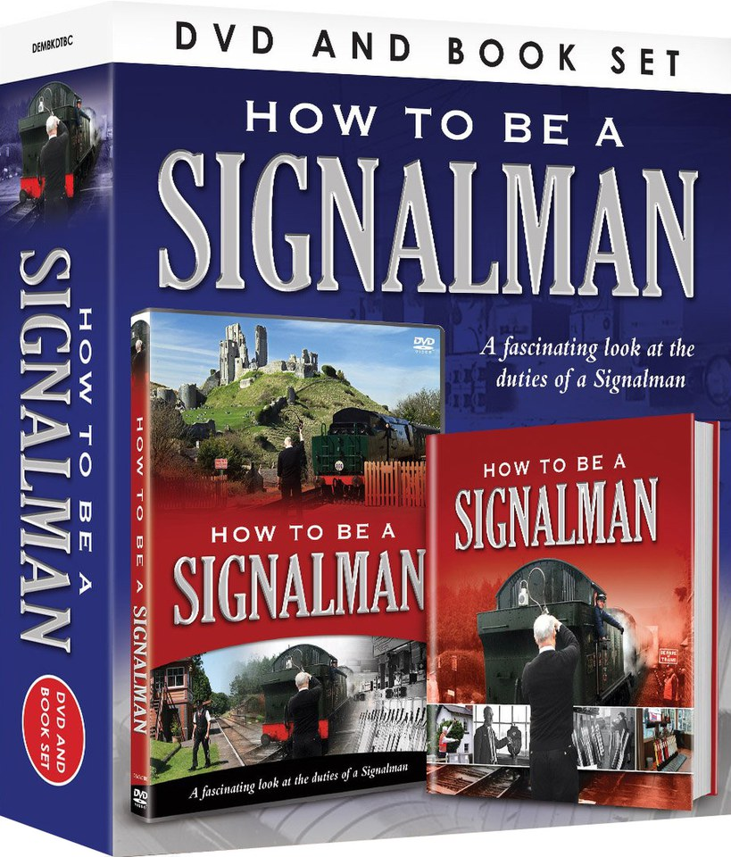 how-to-be-a-signalman-includes-book