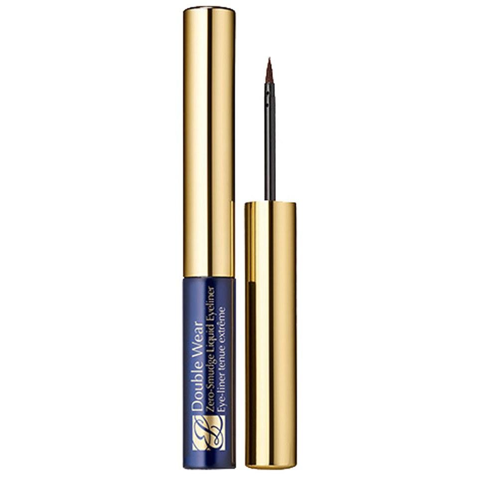 Estée Lauder Double Wear Zero-Smudge Liquid Eyeliner in Black