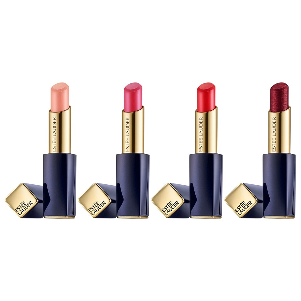 Estée Lauder Pure Color Envy Sculpting Shine Lipstick in Pink Dragon