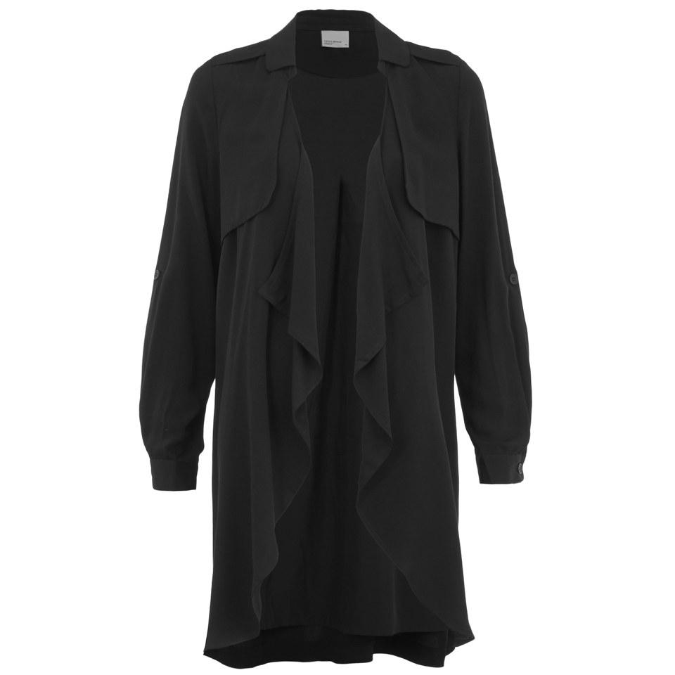 vero-moda-women-wonderland-34-length-blazer-black-w40