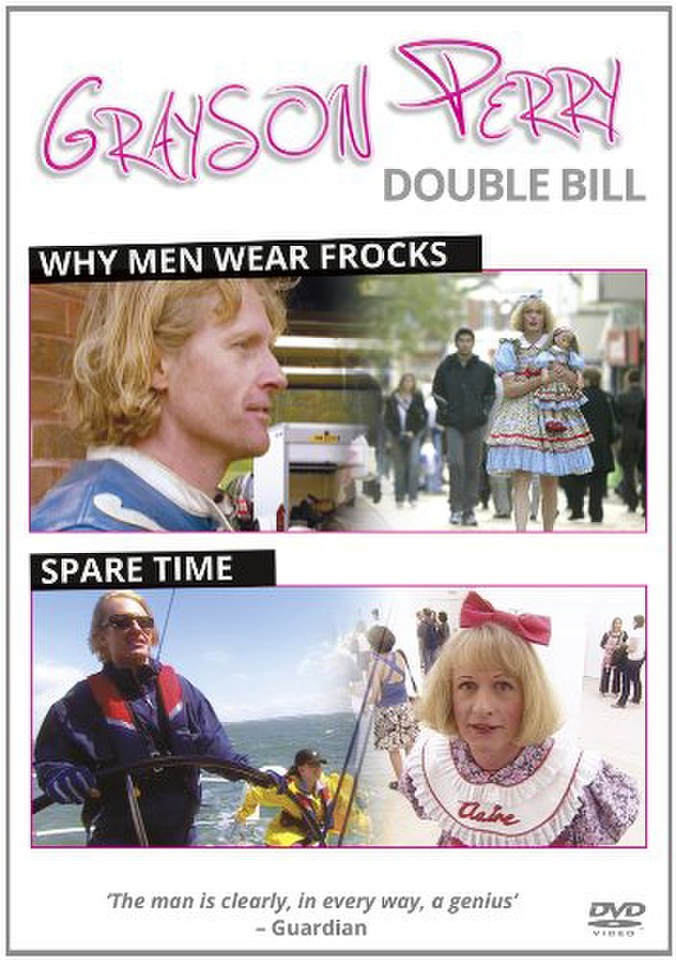 grayson-perry-double-bill-why-men-wear-frocks-spare-time