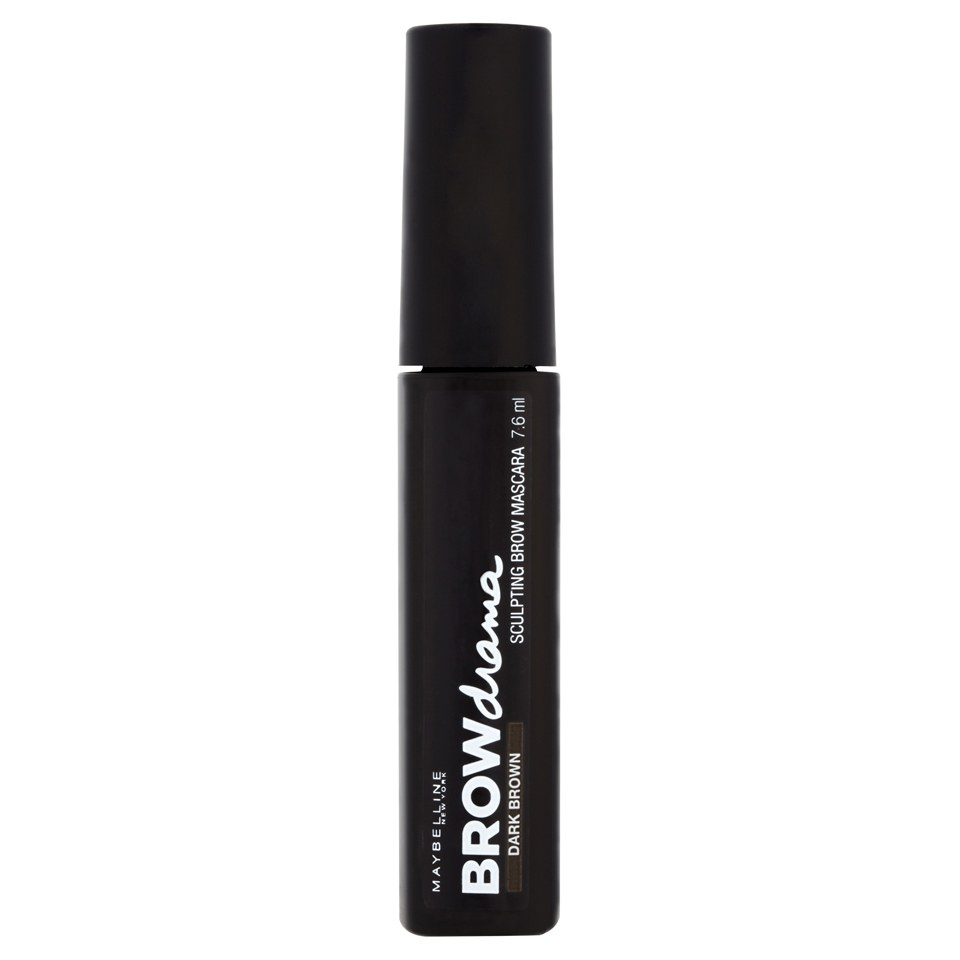 Köpa billiga Maybelline Master Sleek Eyebrow Pencil - Dark Brown online