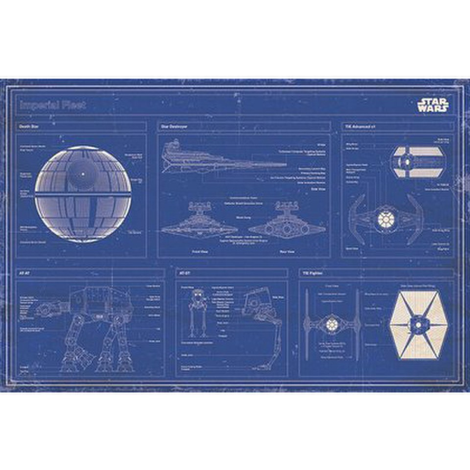 star-wars-imperial-fleet-blueprint-24-x-36-inches-maxi-poster