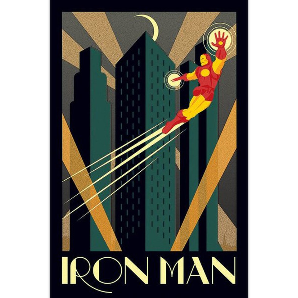 marvel-deco-iron-man-24-x-36-inches-maxi-poster