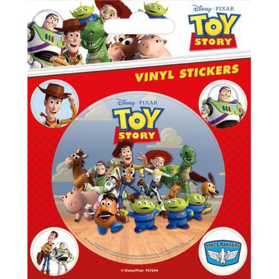Toy Story Sticker Chart : Disney toy story sticker merchandise zavvi