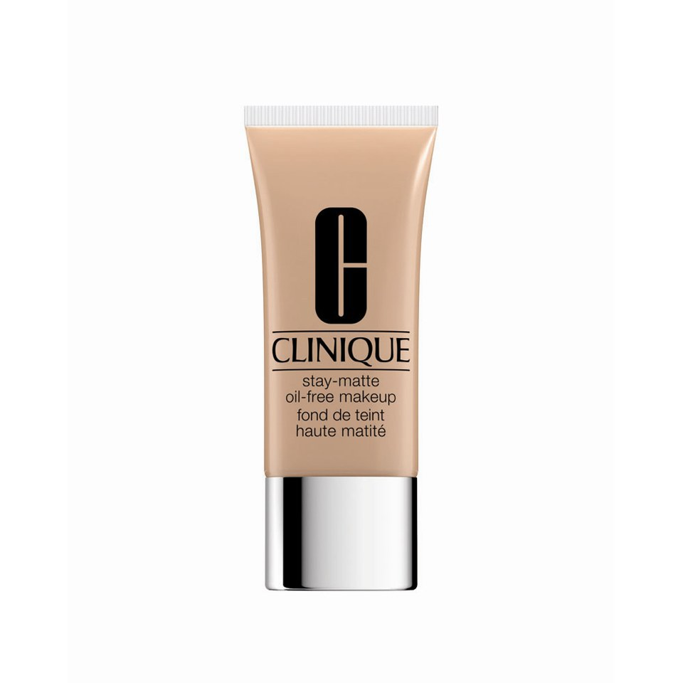 Clinique Stay-Matte Oil-Free Makeup Ginger