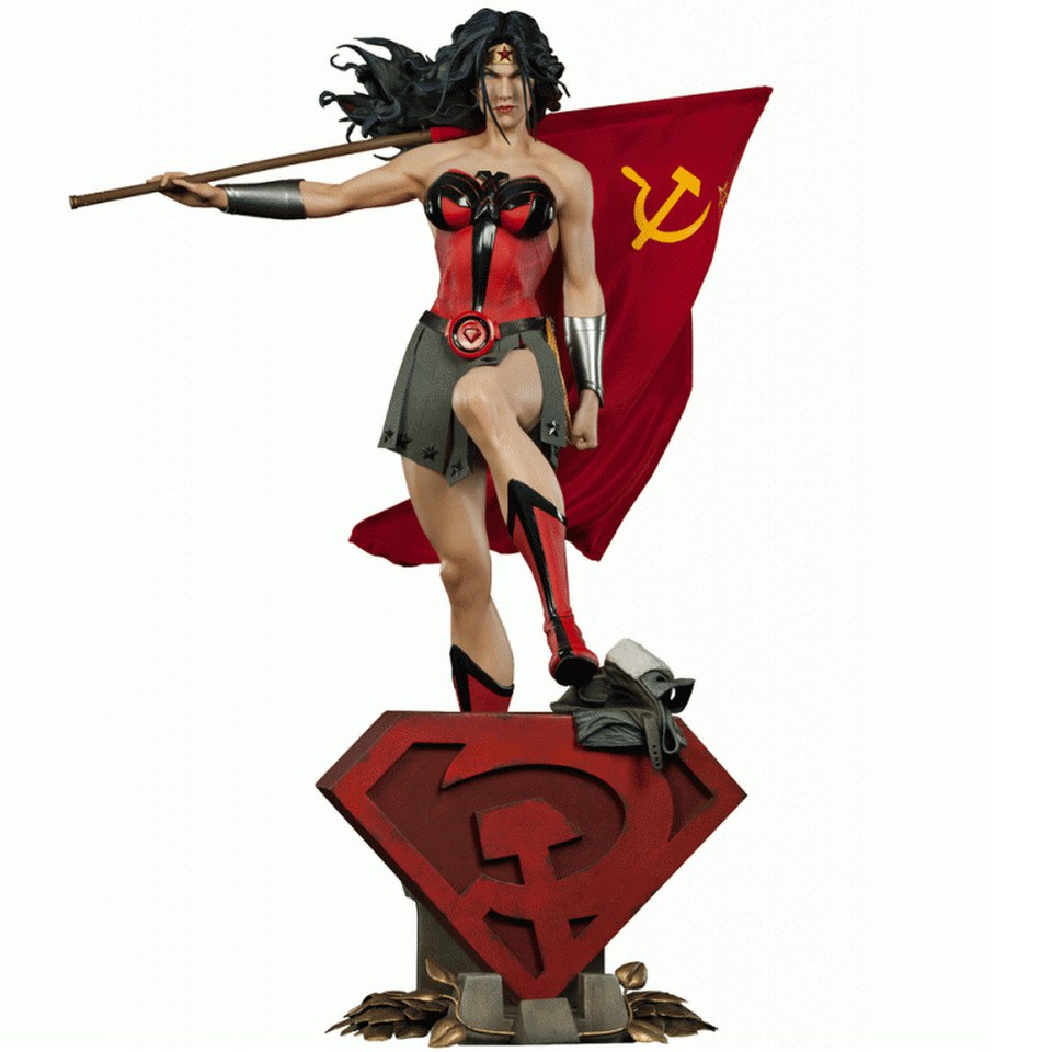 sideshow-collectibles-dc-comics-wonder-woman-red-son-premium-format-statue