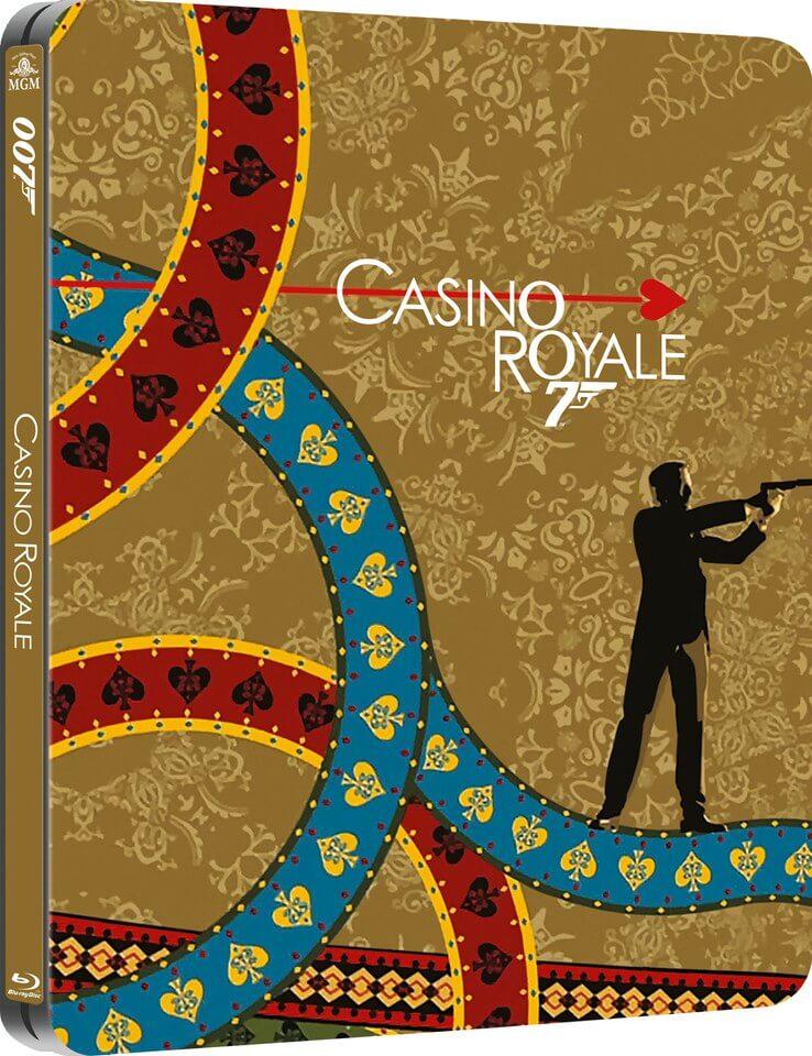 Canzone 007 casino royale
