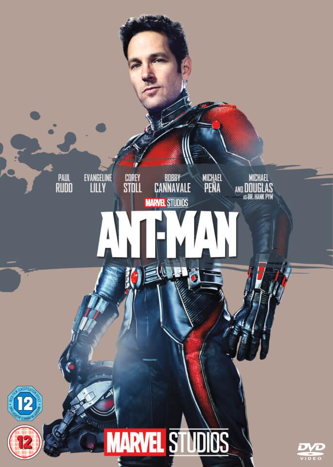 Ant Man Dvd Zavvi