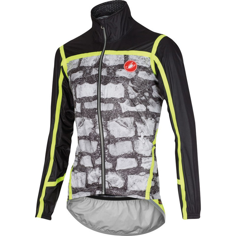castelli-pave-jacket-photo-print-s-black-yellow