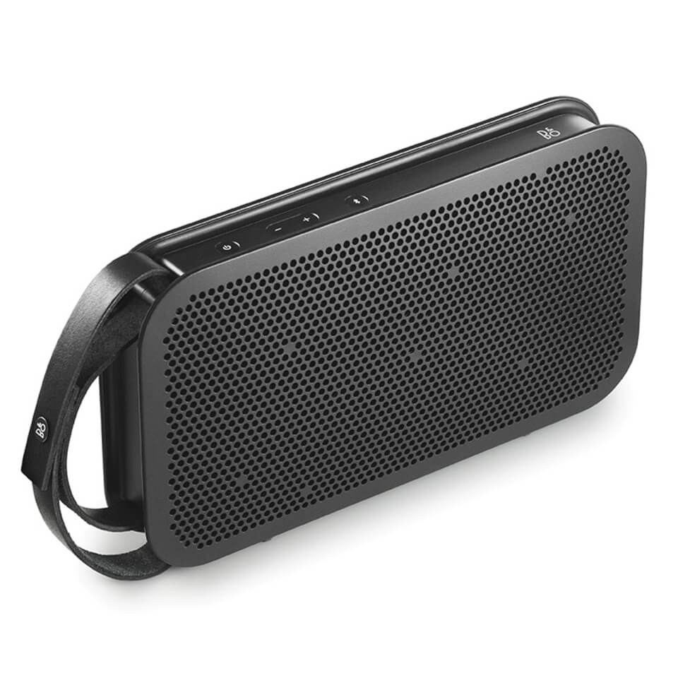 Bang Olufsen BeoPlay A2 Bluetooth Speaker Black