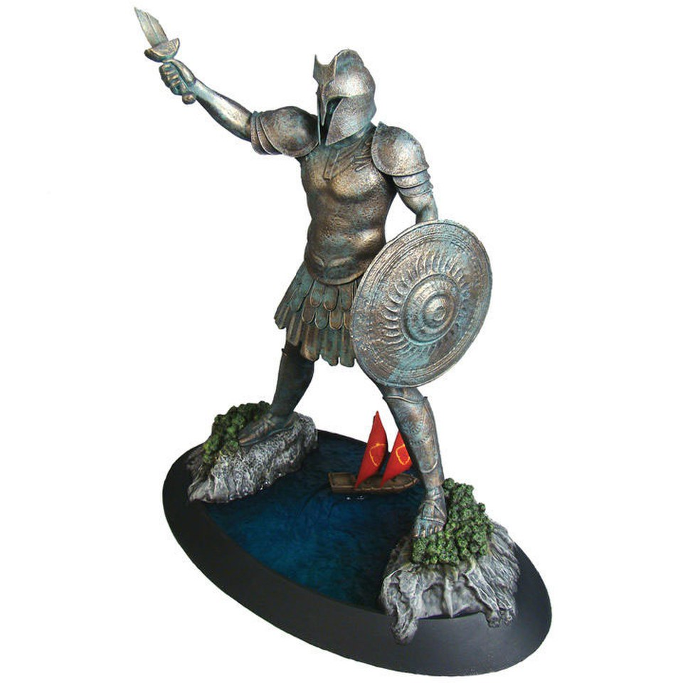Game of Thrones Statue Titan von Braavos