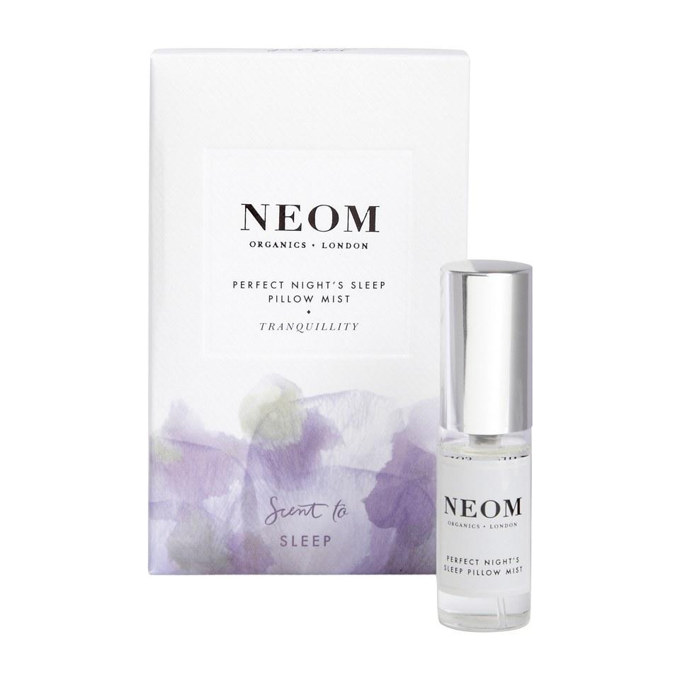 Brume d'oreiller Bonne Nuit de Sommeil Tranquility de Neom(5ml)