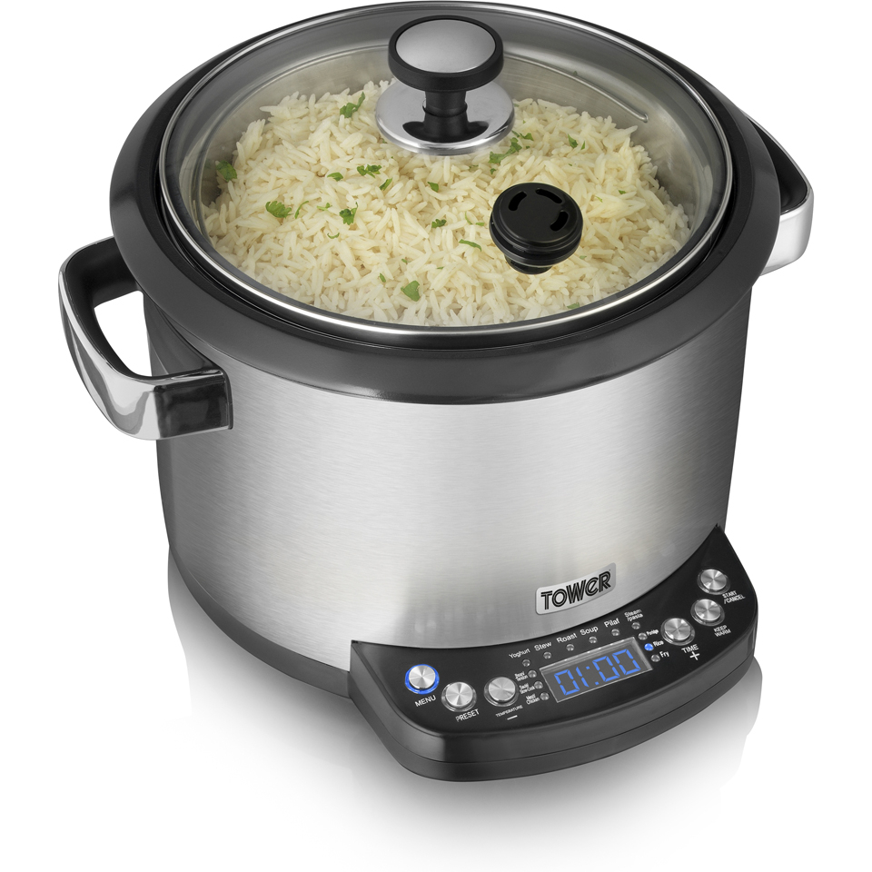 tower-t16001-digital-multi-cooker-stainless-steel-5l