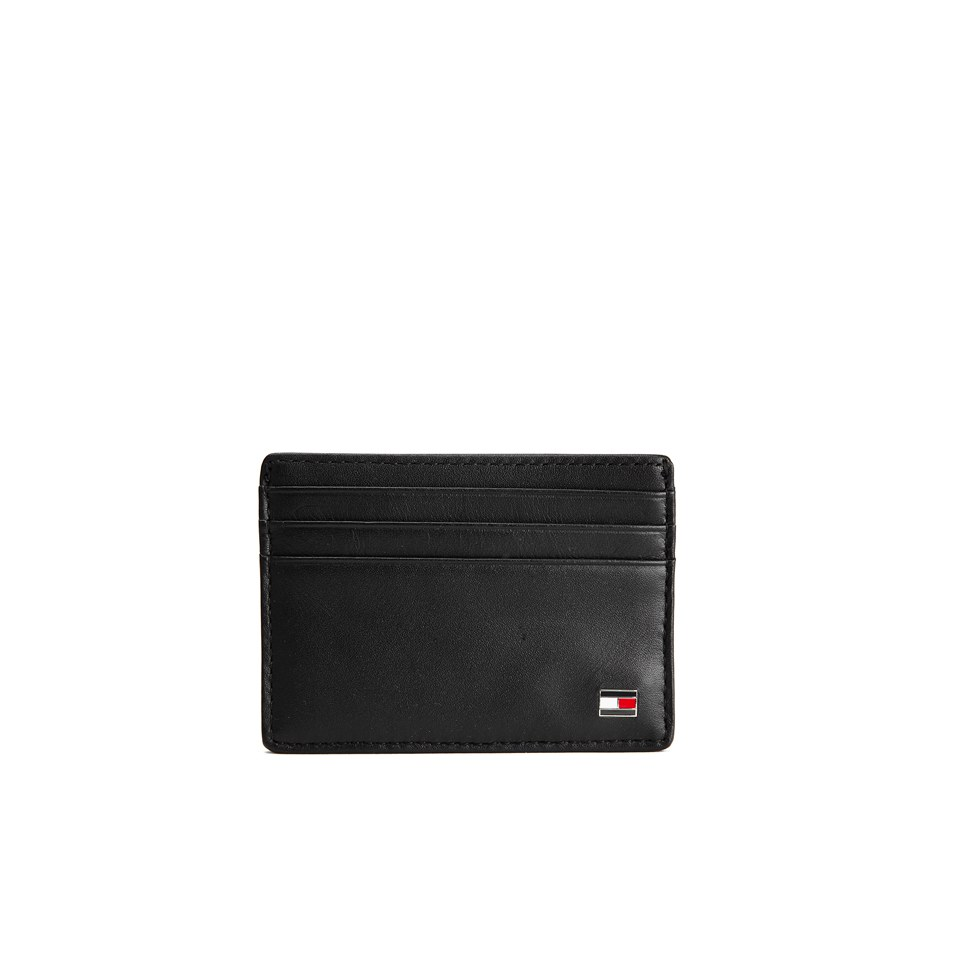 Tommy Hilfiger Men's Eton Credit Card Holder - Black