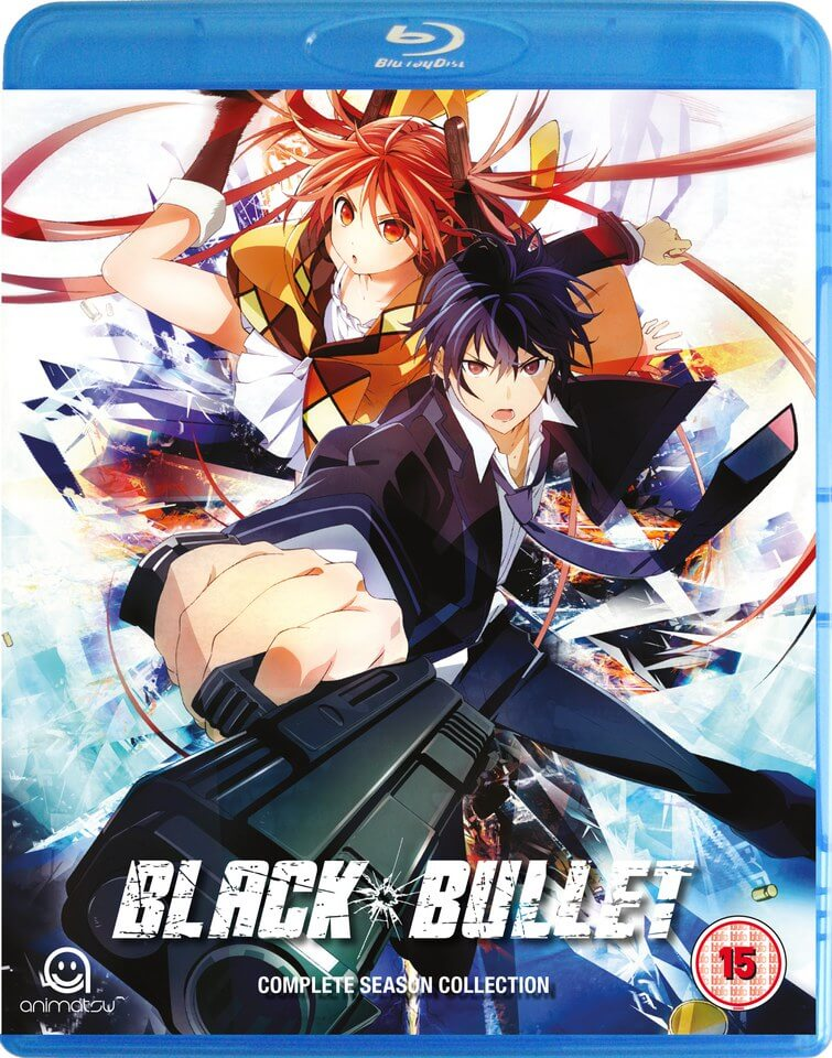 Black Bullet - Black Bullet - Complete Season Collection