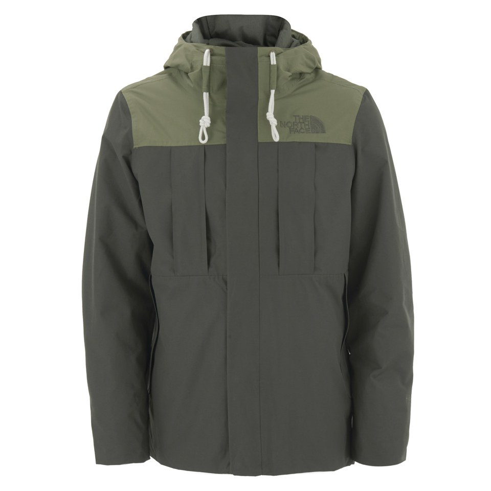 The North Face Funktionsjacke >> The North Face Men's Himalayan 3 in 1 Jacket - Black Ink Green Clothing | TheHut.com