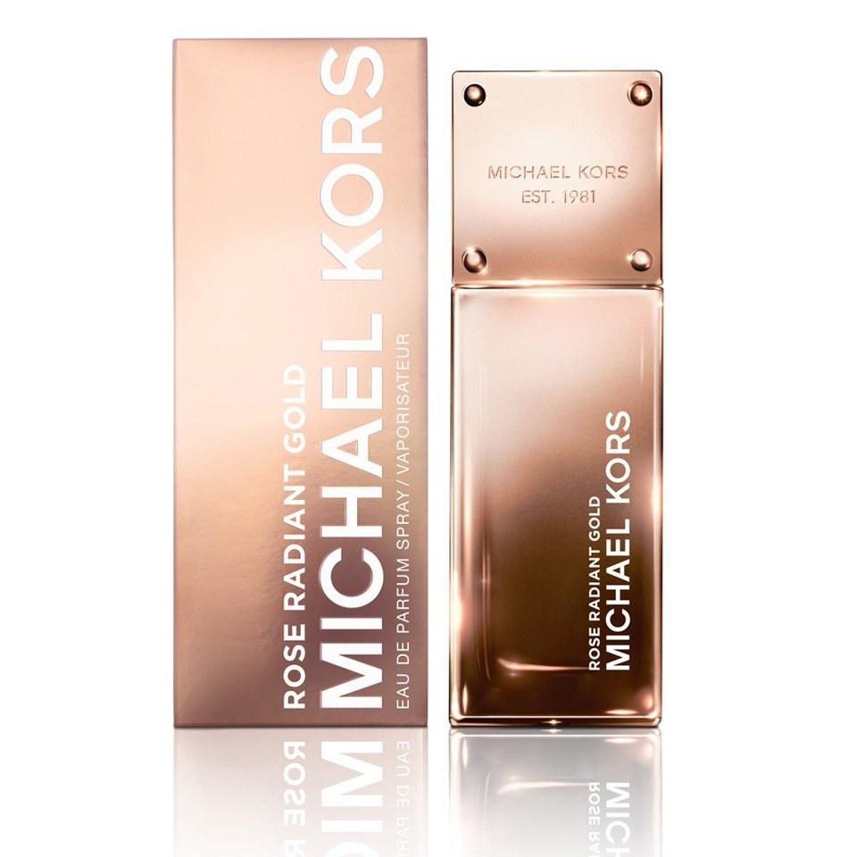 michael kors rose radiant gold 50ml edp eau de parfum. Black Bedroom Furniture Sets. Home Design Ideas