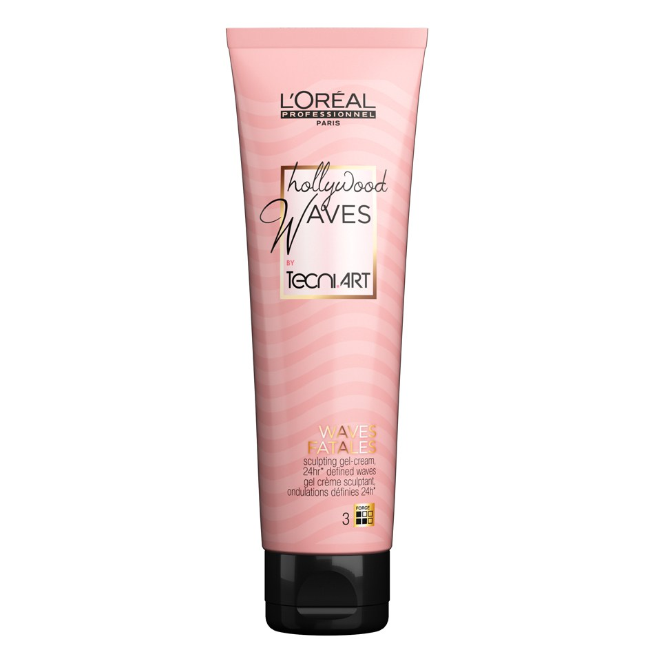 Köpa billiga L'Oréal Professionnel Tecni ART Waves Fatales Gel-Cream (150ml) online