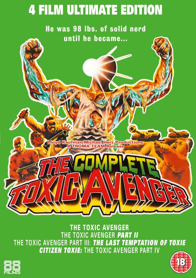 the-toxic-avenger-collection