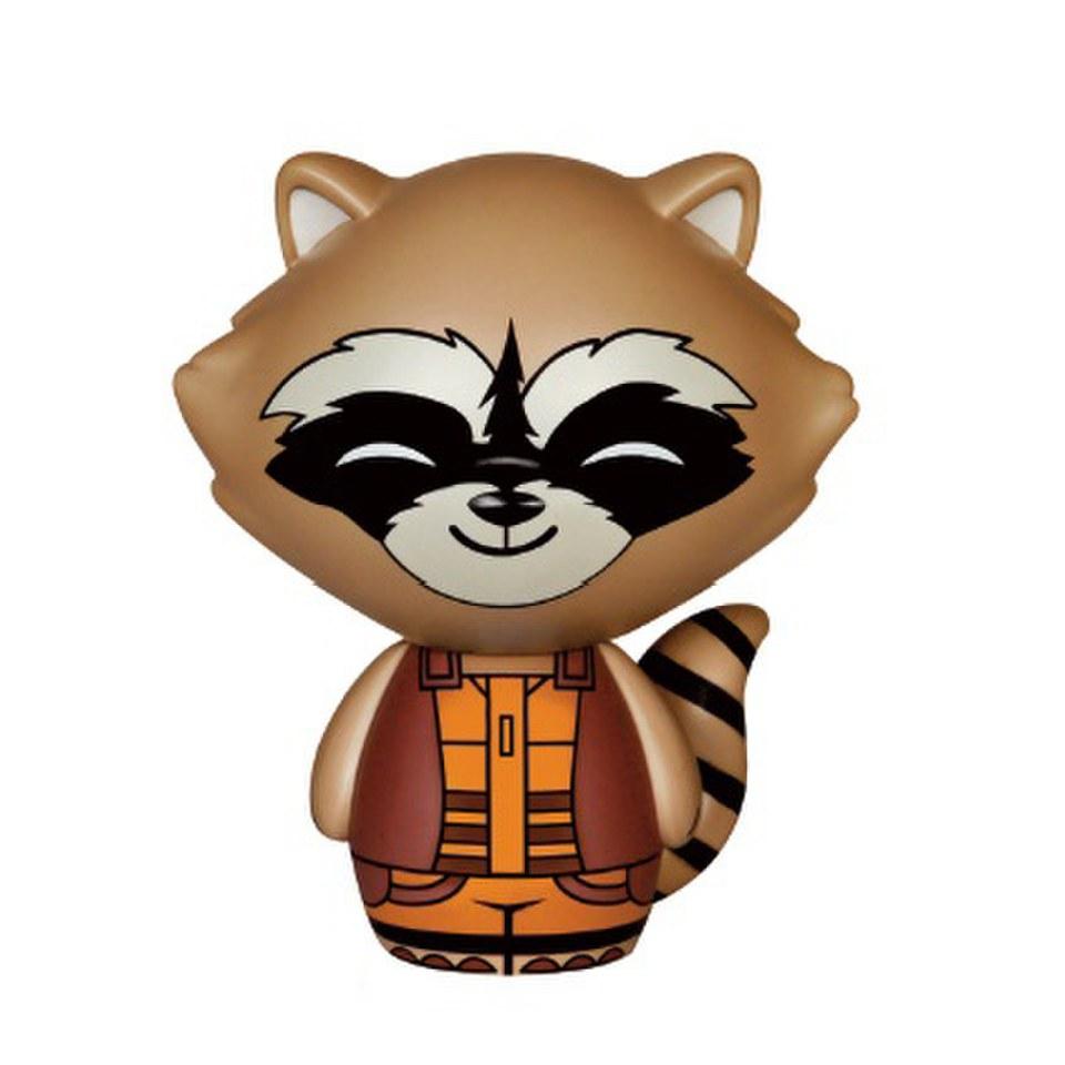 Marvel Guardians Of The Galaxy Rocket Raccoon XL 6 Inch Vinyl Sugar Dorbz Figur