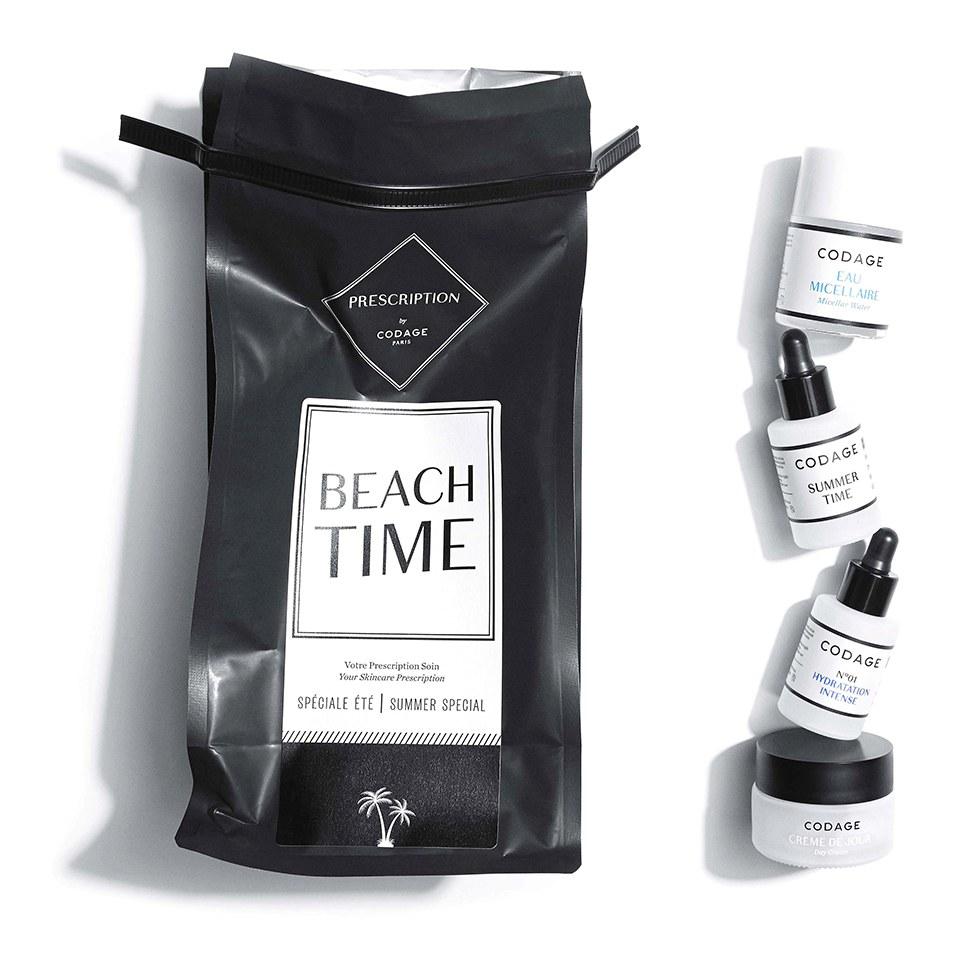 codage-prescription-beach-time