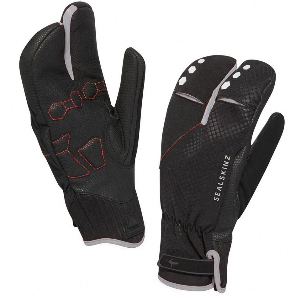 seal-skinz-highland-xp-claw-mittens-black-silver-l