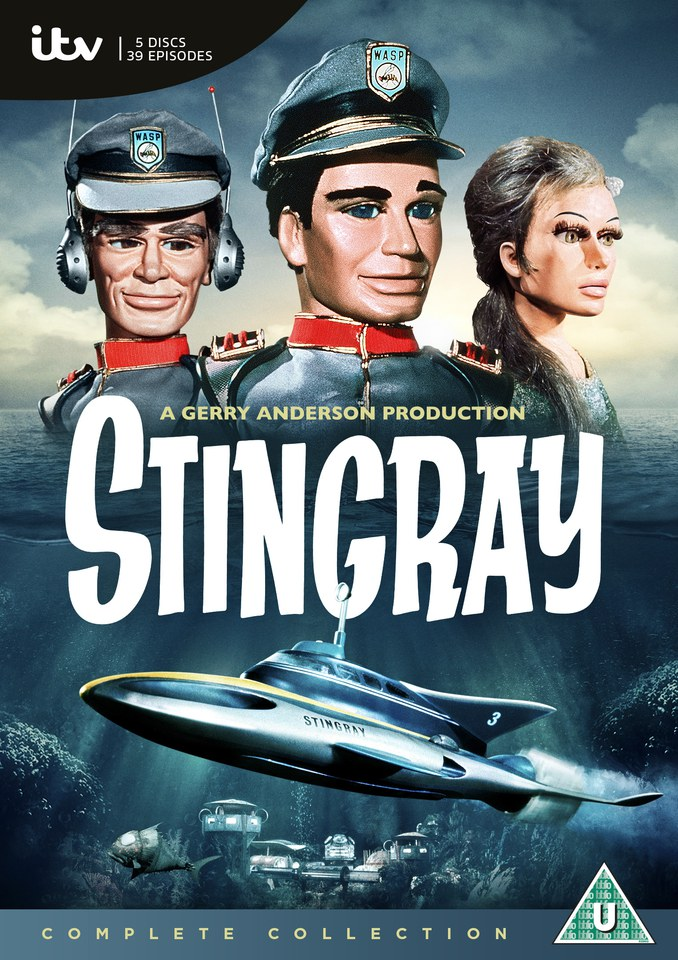 stingray-the-complete-collection