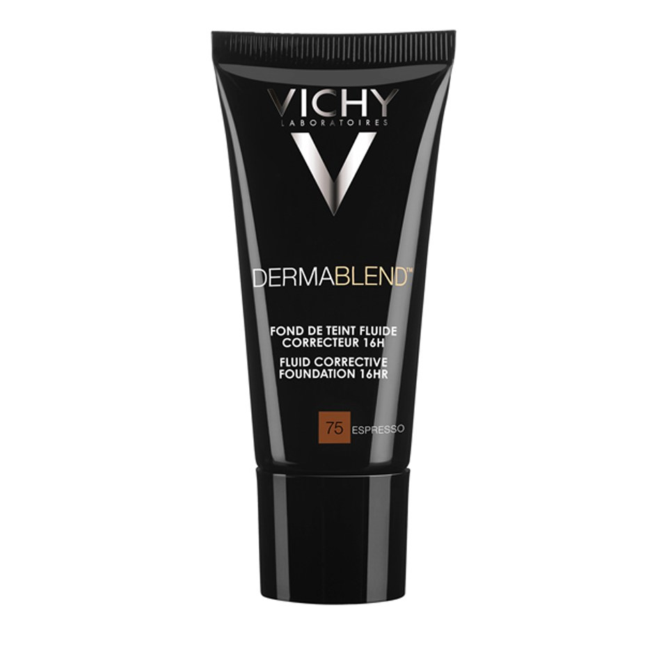 Vichy Dermablend Fluid Corrective Foundation Expresso 75