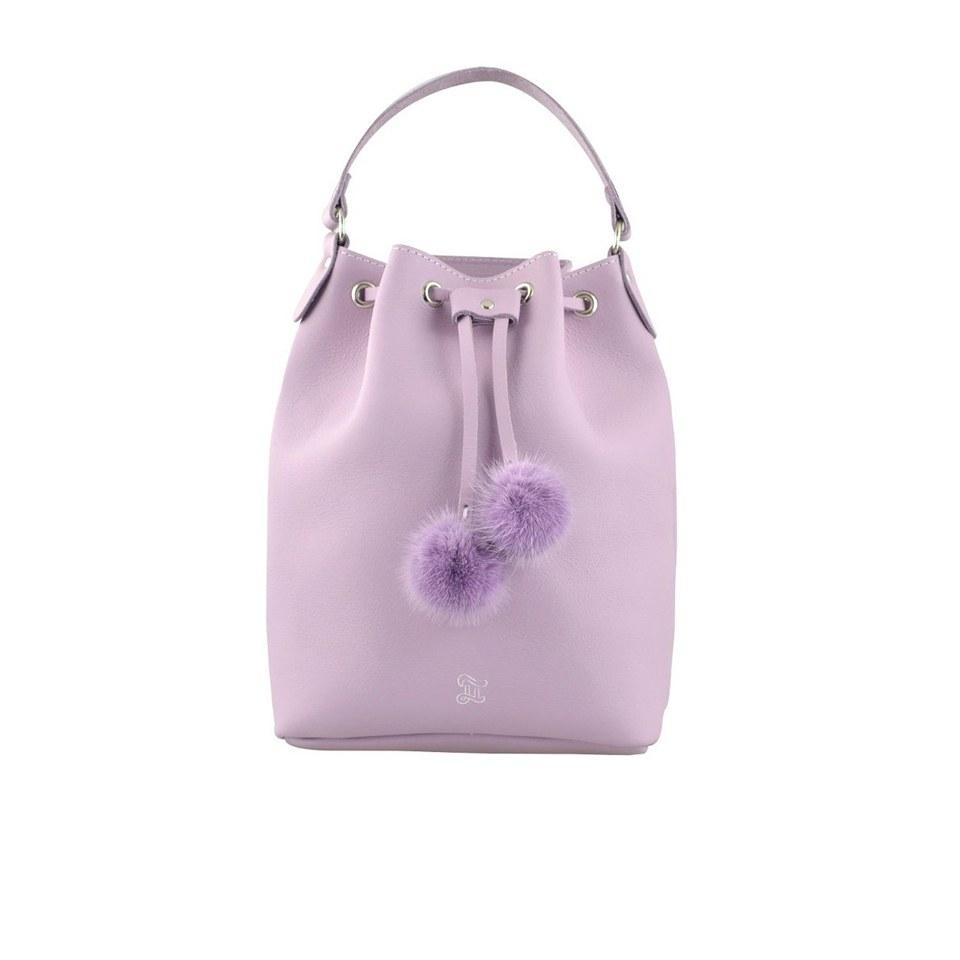 Grafea Women's Cherie Bucket Bag - Lilac