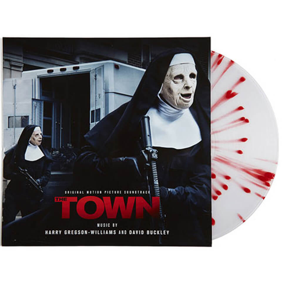 the-town-zavvi-exclusive-vinyl-soundtrack-1lp-500-only