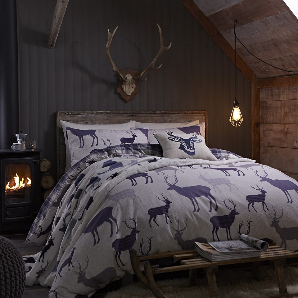 catherine-lansfield-grampian-stag-brushed-bedding-set-multi-single