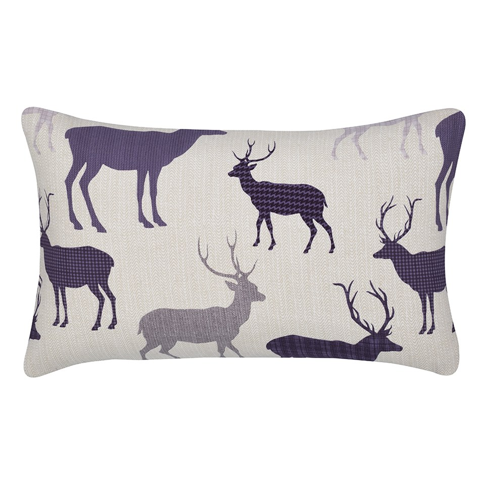 catherine-lansfield-grampian-stag-brushed-pillowcases-navy