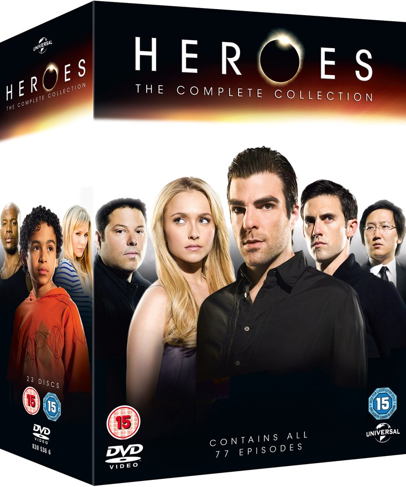 heroes-the-complete-box-set