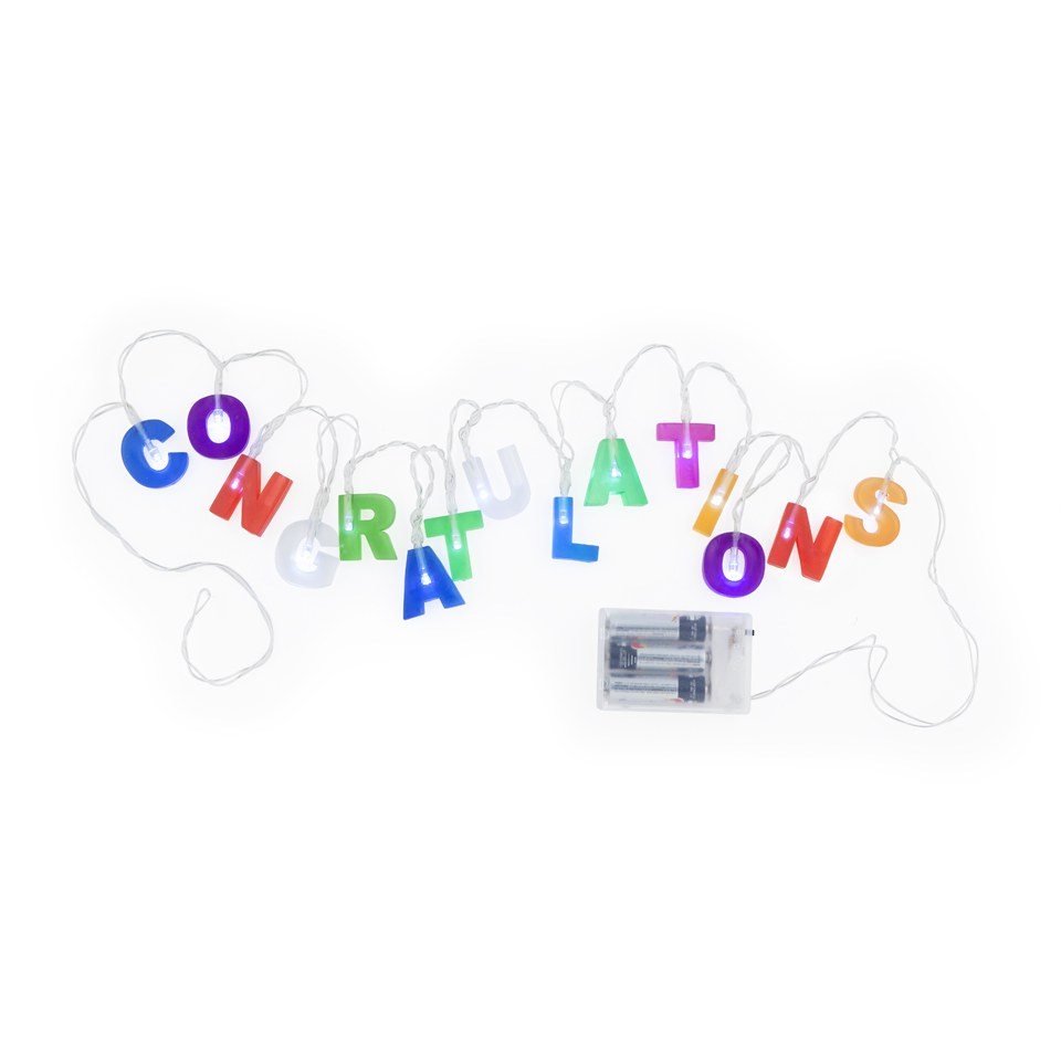 congratulation-lights