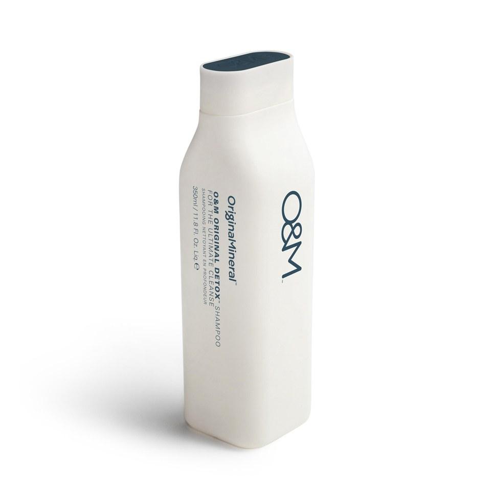 Köpa billiga Original & Mineral Original Detox Shampoo (350ml) online
