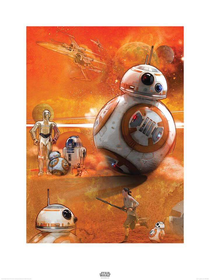 zavvi-exclusive-60x80-bb-8-star-wars-the-force-awakens-fine-art-print