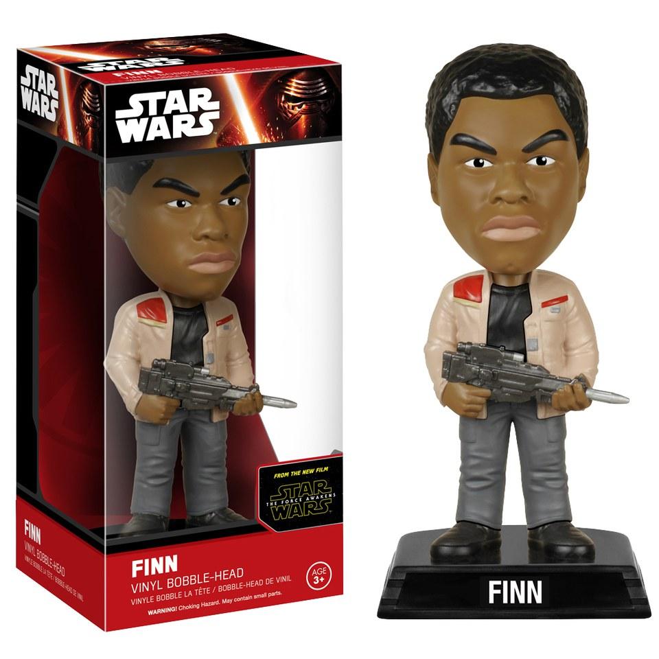 Figura Bobble-Head Finn - Star Wars: Episodio VII