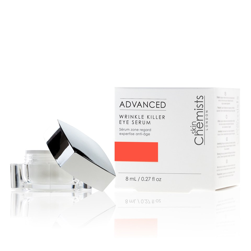 skinChemists Advanced Wrinkle Killer Eye Serum