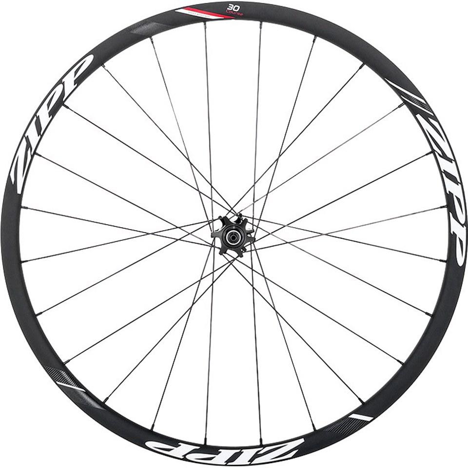 zipp-30-clincher-front-wheel