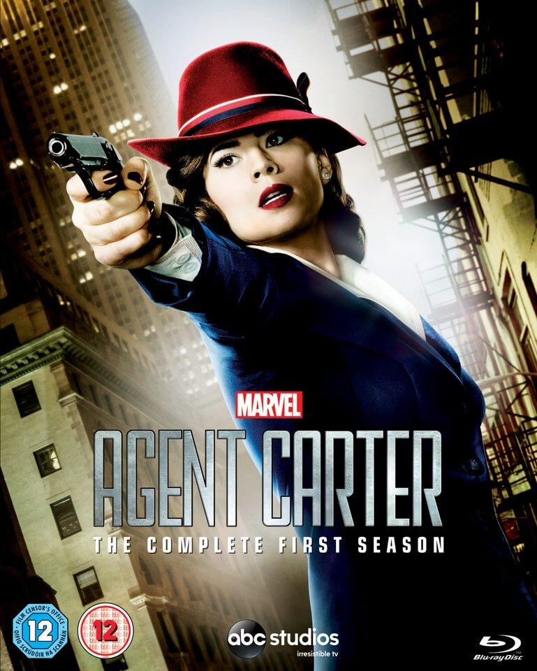 Agente Carter de Marvel - Temporada 1
