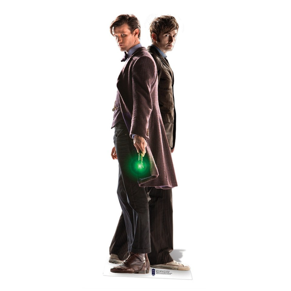 doctor-who-the-10th-11th-doctor-50th-anniversary-special-cut-out