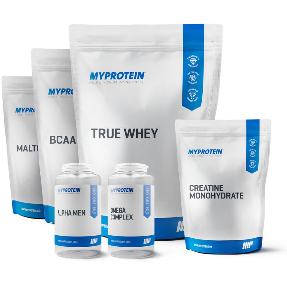Foto Pacco Combattimento Myprotein
