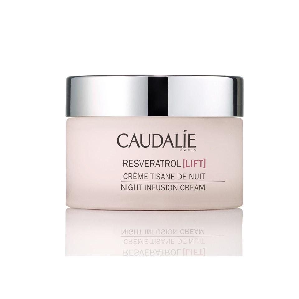 Caudalie Resv+-ratrol Lift Night Infusion Cream (50ml)
