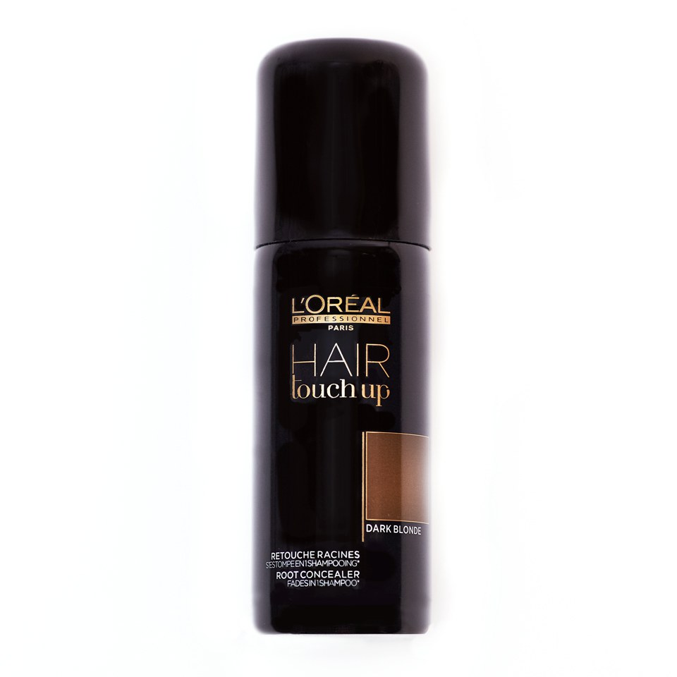 L'Oreal Professionnel Hair Touch Up – Dark Blonde (75ml)