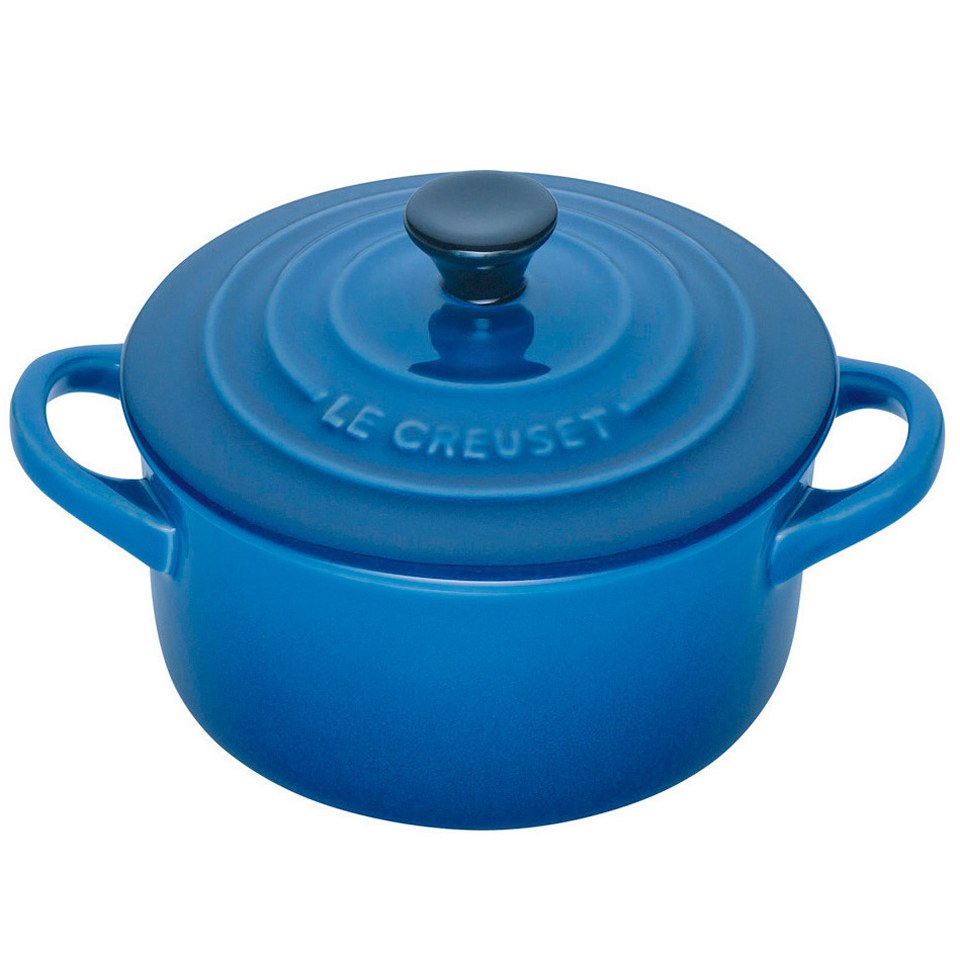 le creuset stoneware 14cm casserole dish teal. Black Bedroom Furniture Sets. Home Design Ideas