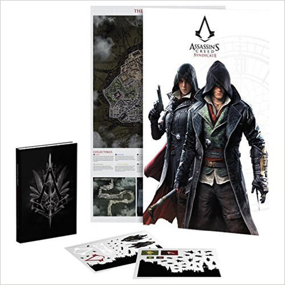 Assassin's Creed: Syndicate Collector's Edition Guide ...